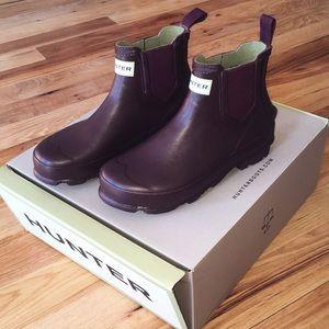Hunter Norris Field Chelsea boots